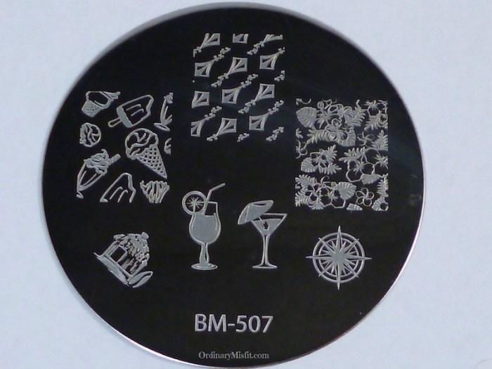 Bundle Monster Sunkissed BM507