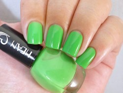 Hean I love Hean collection #809 green swatch