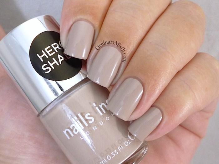 Nails Inc - Porchester Square nail polish swatch