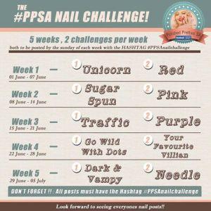 PPSA Nail Challenge