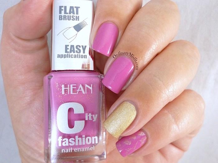 Hean City Fashion #150 with nail art