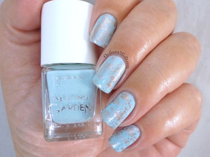 Hean Wedding Garden collection #640 - In your eyes with nail art