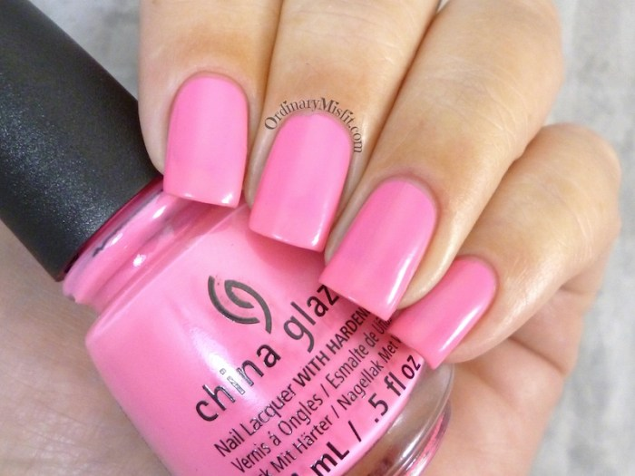 China Glaze - Glow with the flow