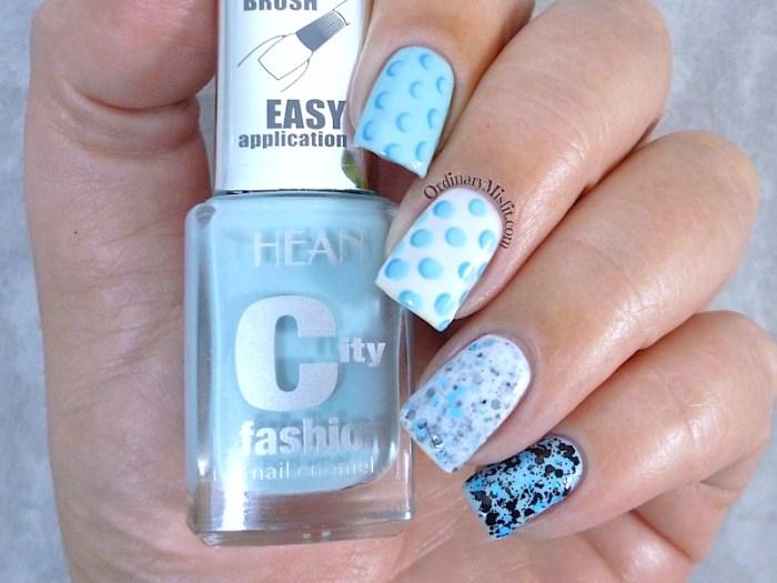 Hean City Fashion #174 with nail art