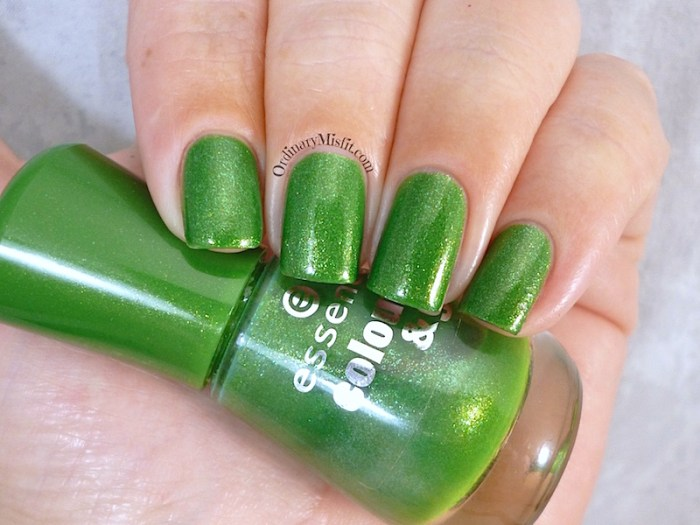 Essence - We rock the green