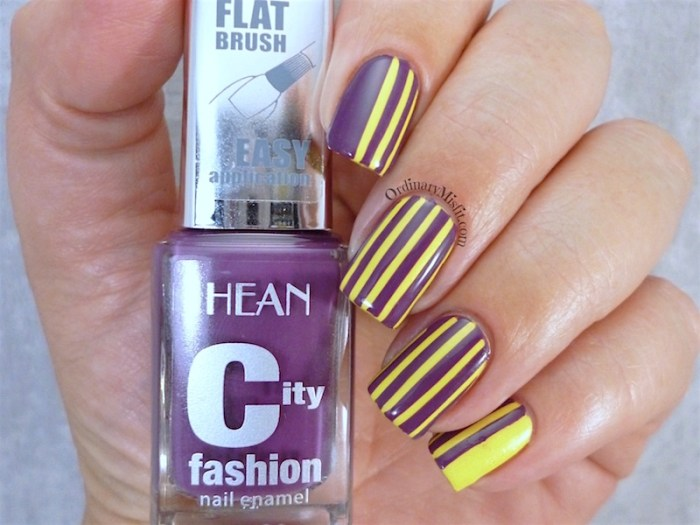 Hean City Fashion #171 and #195 with nail art