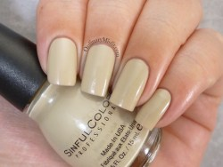 Sinful Colors - Beige of honor
