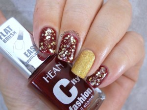 Hean City Fashion #194 with nail art