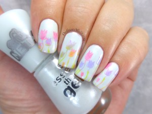 NailLinkup Growth nail art