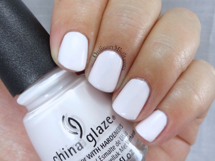China Glaze - Let's chalk about it