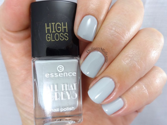 Essence All that Greys - Greyt times