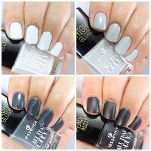 Essence All that Greys trend collection