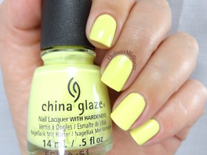 China Glaze - Whip it good