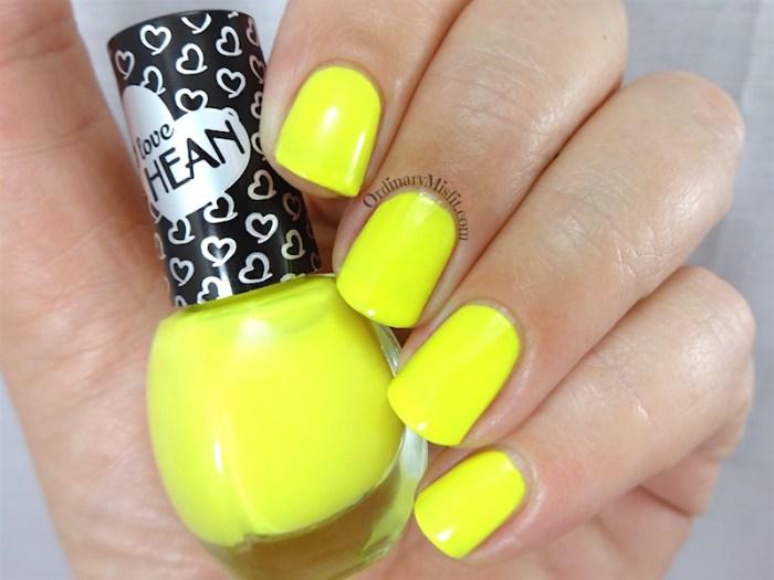 Hean I love Hean neons #890