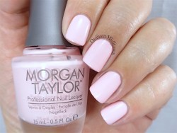Morgan Taylor - La Dolce vita