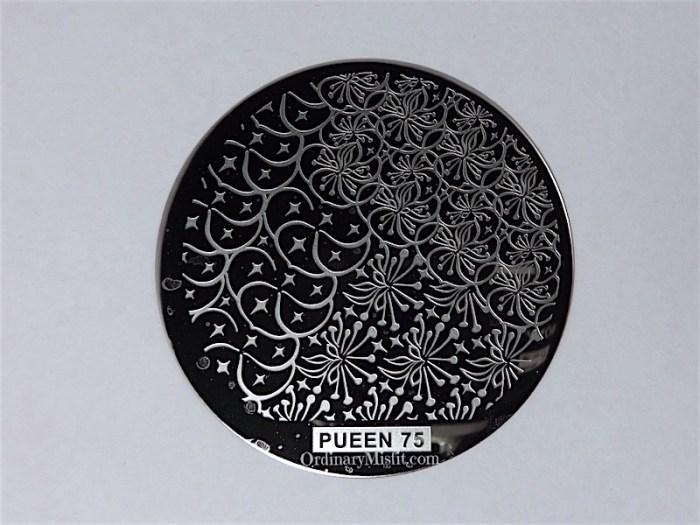 Pueen Buffet leisure stamping plates pueen75