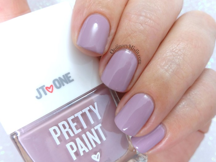 JT One Pretty Paint - #Happygirl