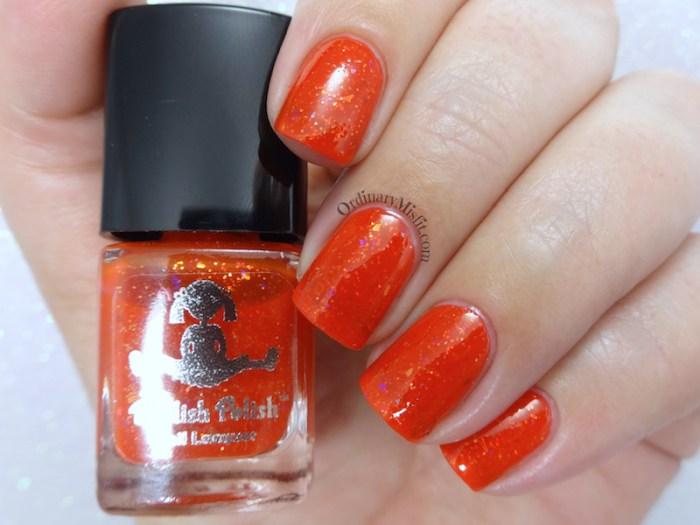 Dollish Polish - All Hail Ming!