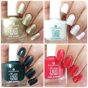 Essence The little x-mas factory trend collection collage