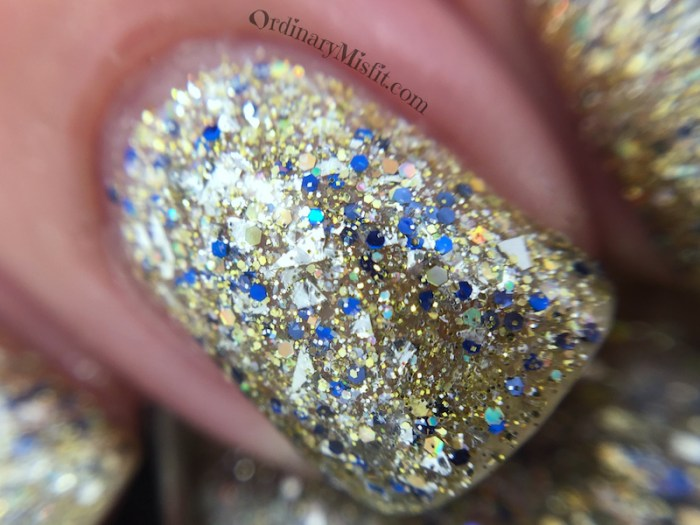 Dollish Polish - These are not the droids you are looking for. macro