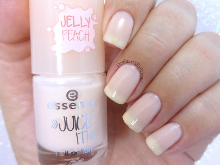 Essence - Peach dreams are made of this