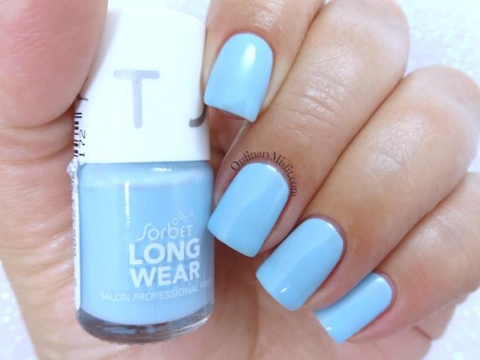 Sorbet Long Wear nail polish   OrdinaryMisfit