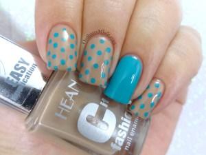 52 week nail art challenge - dotticure nail art