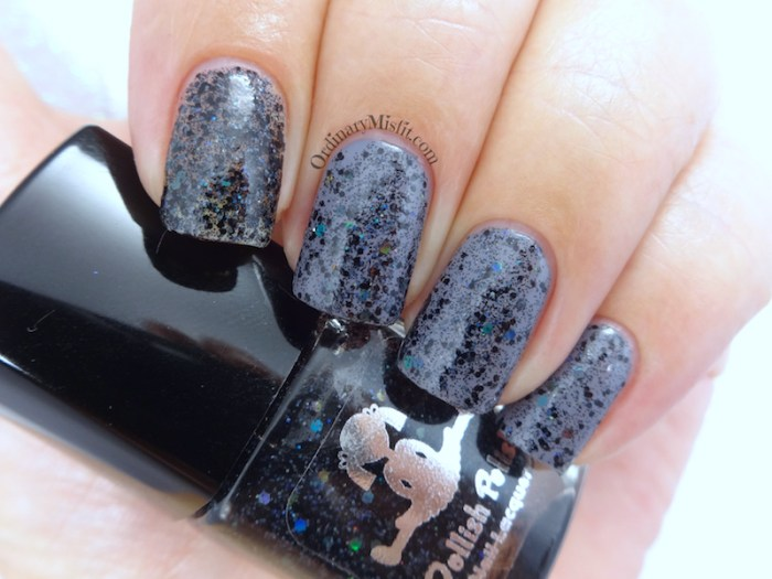 Dollish Polish - On Wednesdays we wear black