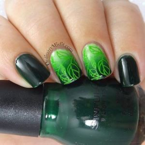 Today on the blog I have lots of green leaveshellip