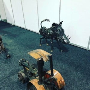 Its Pumbaa!! decorex2017