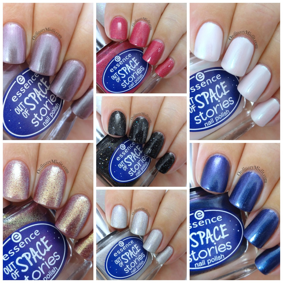 Essence - Out of space stories collection