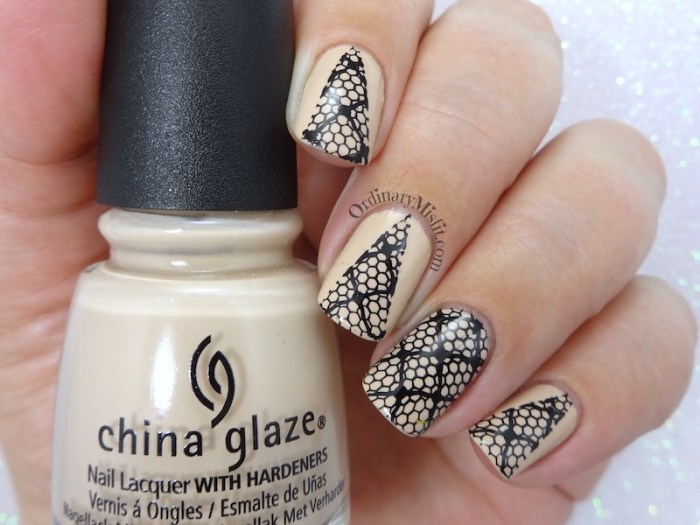 BPS stamping guide review nude lace