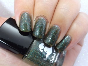 Dollish Polish - Jeeper Creepers, Where'd you get those peepers?