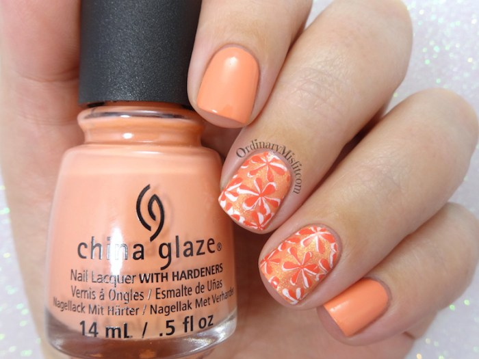 Floral Cant-aloupe