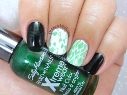 Sally Hansen - Emerald city