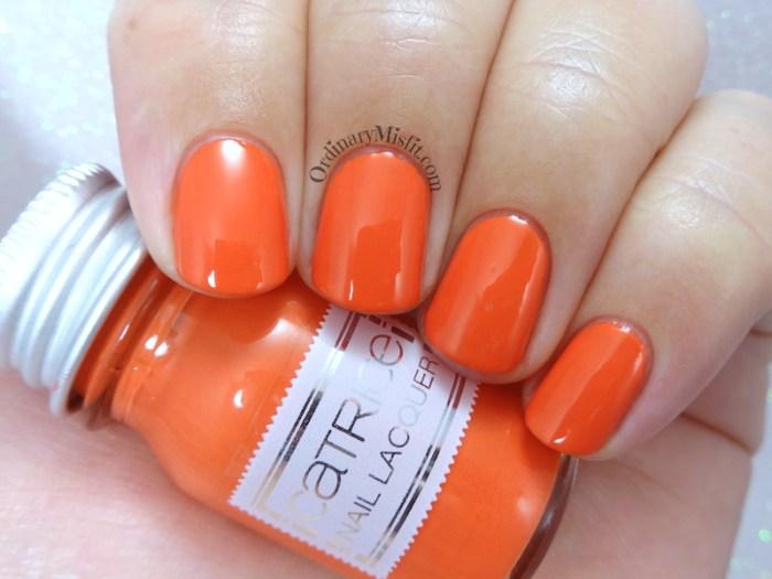 Catrice - Chilly orange