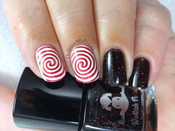 52weekchallenge - Black & red