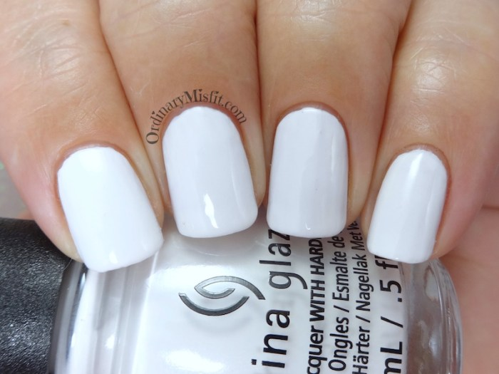 China Glaze - Cabana fever topcoat