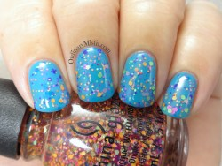 China Glaze - Point me to the party