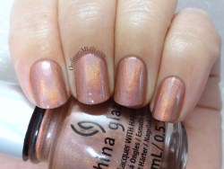 China Glaze - TTYL