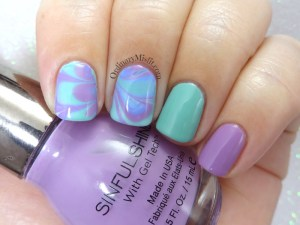 31DC2018 Day 20- Water marble