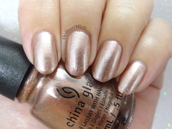 China Glaze - Meet me in the mirage
