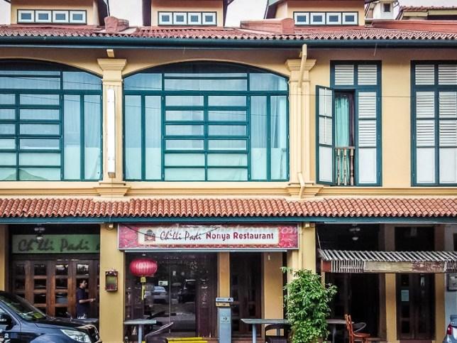 Chilli Padi Nonya Restaurant at Joo Chiat