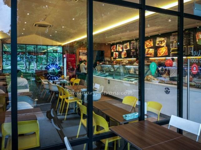 Turkish Cafe Parkland Green