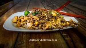 Char Kway Teow (Fried Kway Teow)