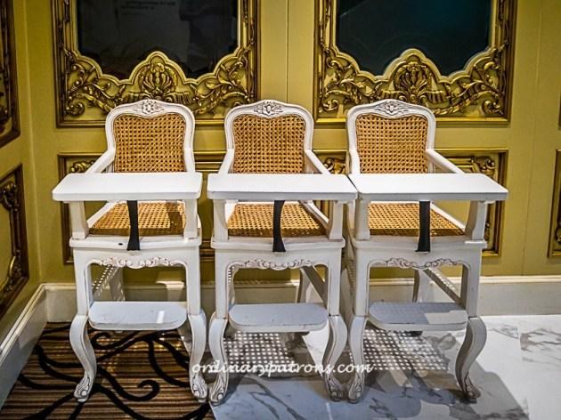 Antoinette Palais Renaissance Singapore