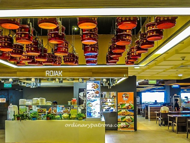 The Gallerie (Food Court) - Marina Square