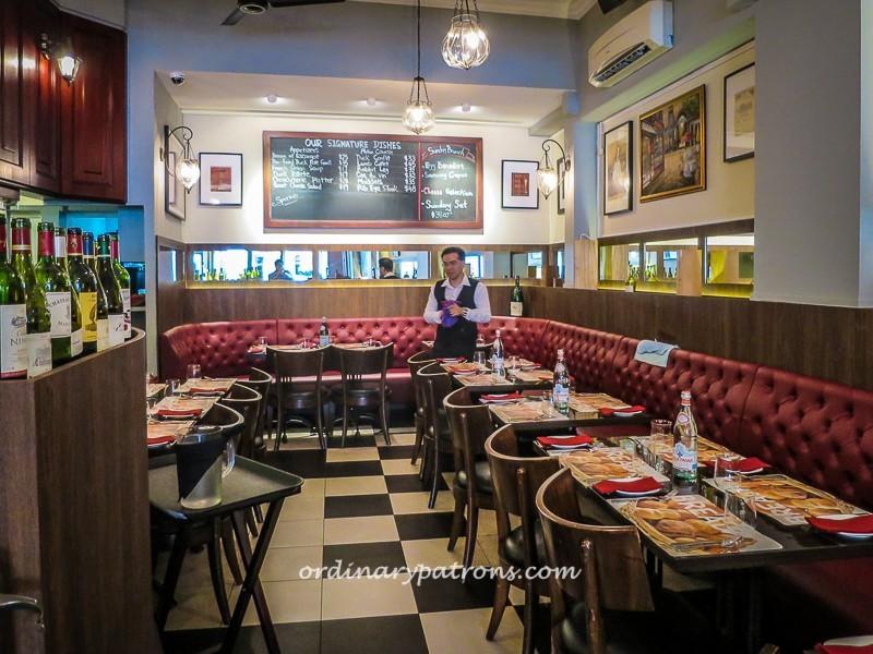 Restaurants near Outram Park