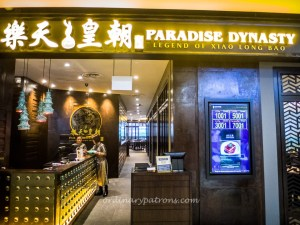 Paradise Dynasty @ One KM Mall