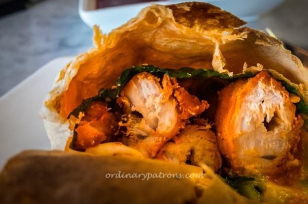 The Tiong Bahru Club Roti